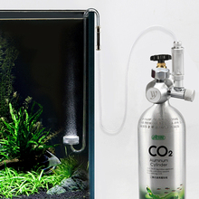 Carbon Dioxide Diffusion Co2 Aquarium Atomizer For Carbon Dioxide Pressure-Reducing Valve With Bubble Counter & Check Valve