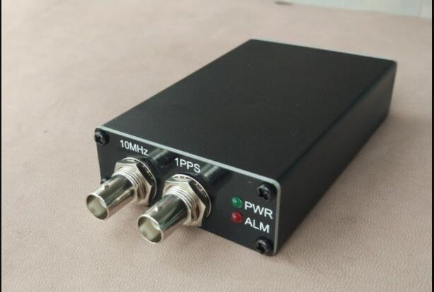 Made By Bg7tbl PLL-GPSDO GPS Tame DISCiPLINED Clock GPS Receiver 10M Sine Wave / 1PPS SQUARE WAVE GPSDO
