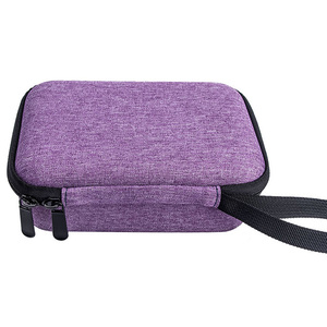 Image 3 - Storage Bag With Strap Zipper Closure Waterproof Carrying Case Travel Protective Portable Pouch Hard EVA For Kidizoom Camera Pix