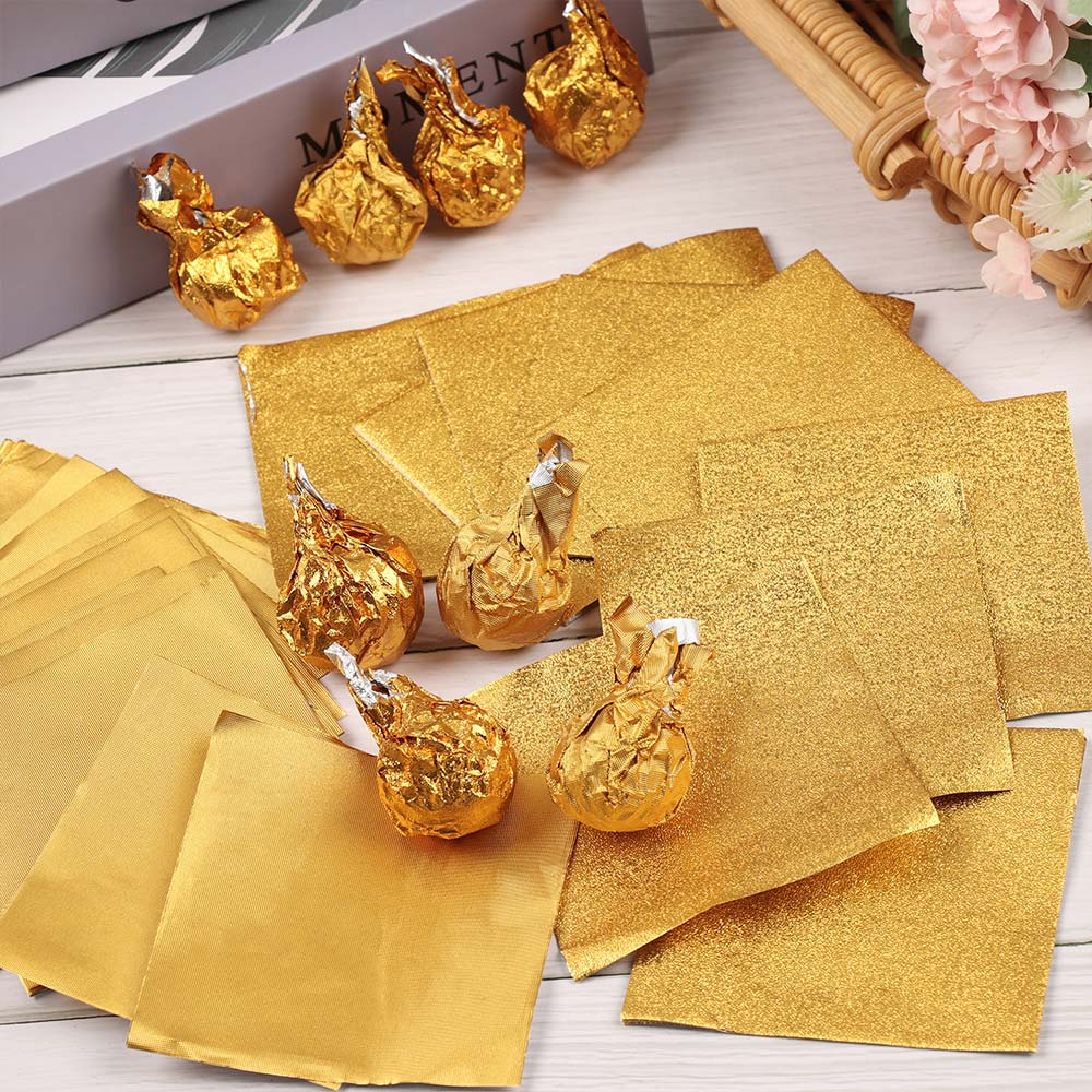 10 GOLD OR SILVER Embossed Foil Wedding Anniversary Party Crackers Table Decor