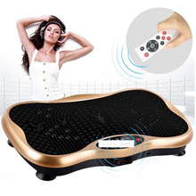 Vibration-Machine Massage Fitness-Equipment Exercise Crazy-Fit