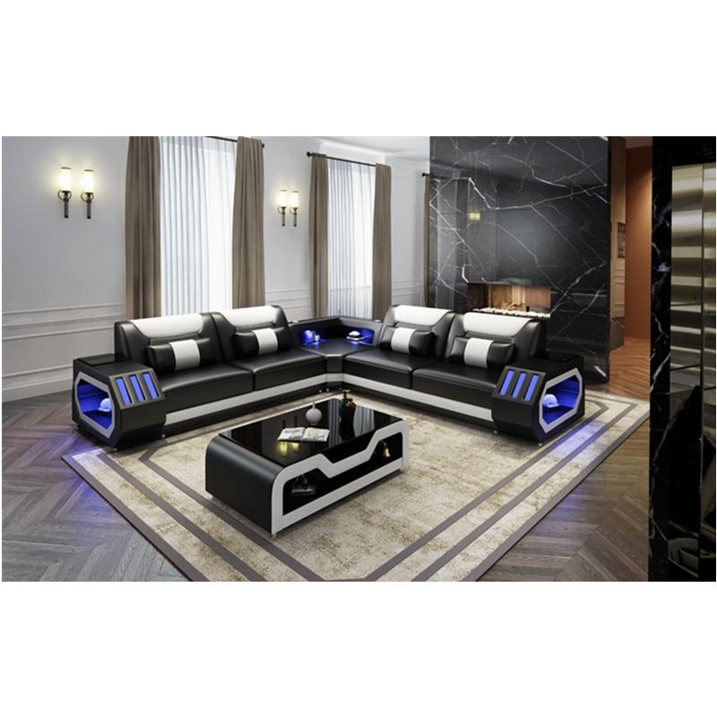 L Shaped Sofa Living Room