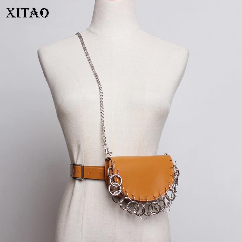XITAO Women Fashion New Cummerbunds 2020 Spring Elegant Small Fresh Novelty Style Small Fresh Minority Casual Cummerbunds XJ3053