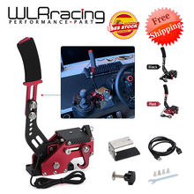 Hand Brake+Clamp For PC USB SIM Auto Racing Games G25/G27/G29 T500 Steel And Aluminum RALLY Adjustable For PC Windows