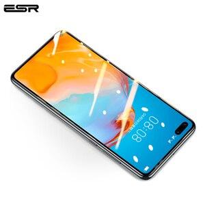 ESR закаленное стекло для 2020 Huawei P40/P40 Pro P30/Honor V30 Pro/Nova 6 Взрывозащищенная пленка с защитой от синего излучения