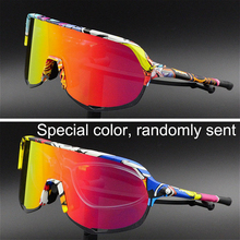 Cycling Glasses Photochromic Polarized 5 Lens Outdoor Bike Goggles SportS Cyclin