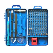 115 In 1 Schraubendreher-satz Präzision Multi-funktion Schraubendreher-set für Handy Zerlegen Uhr Gläser Elektrische Werkzeuge Kit