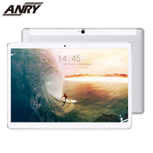 ES RU Special Sales ANRY X25 10.1 Inch Tablet PC Deca Core 4G Phone Call IPS 1920X1200 4GB+64GB Andorid 8.1 Tablet 10