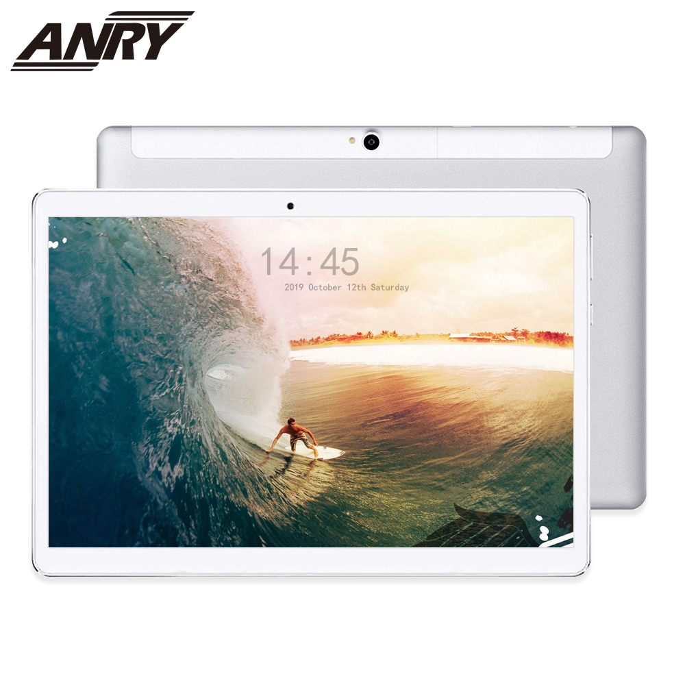 ¡OFERTA ESPECIAL! Tablet PC ANRY X25 de 10,1 pulgadas Deca Core 4G IPS 1920X1200 4GB + 64GB Android 8,1 Tablet 10