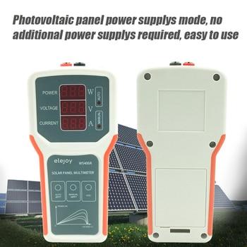Probador para paneles fotovoltaicos WS400A, suministros, multímetro, probador de Panel Solar MPPT, voltaje de circuito abierto para la medición de problemas, hasta 400W 2