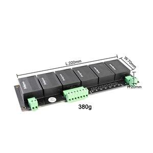 Image 2 - QNBBM 6S Active Battery Equalizer BMS Balancer for LIFEPO4,LTO,Polymer ,LMO,LI NCM LI ion Battery 18650 DIY Pack