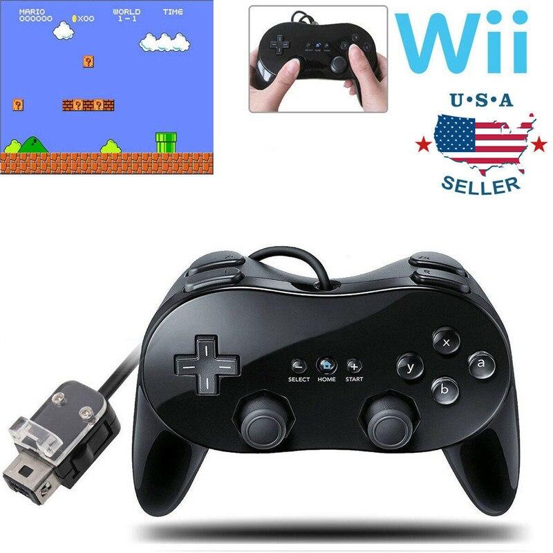Проводной геймпад для Nintendo NGC GC, геймпад для NS Wii, Классический игровой контроллер, консоль, джойпад для Wii