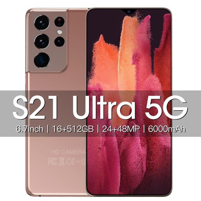 Global Version Galay S21 Ultra 4G/5G 2