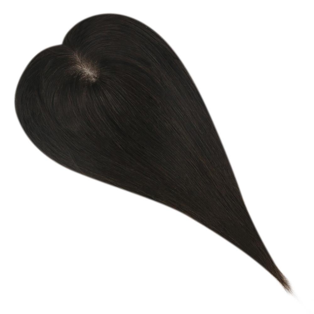 real cabelo humano feito à mão peruca