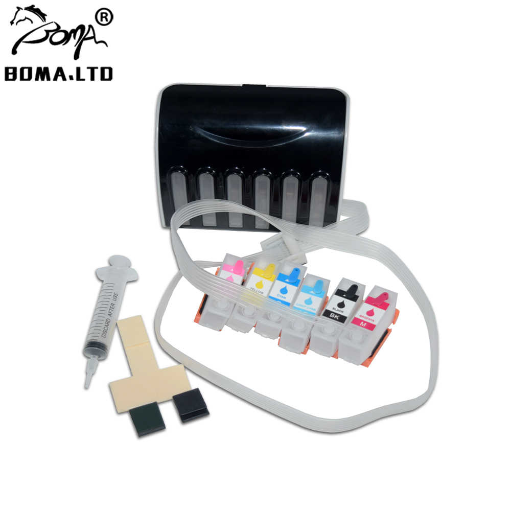 Continue ink supply system for Epson Expression Photo HD XP-15000 //15010