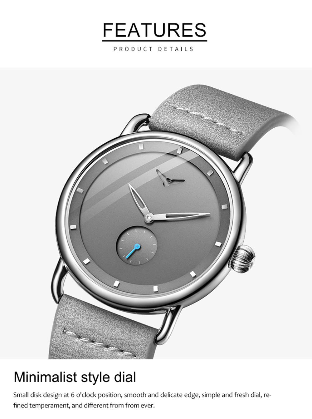 H51c6e3d23d0c4dec9c7ad2cc1291d74f8 ONOLA top brand leather men watches clock fashion sport simple casual waterproof Wrist watch men relogio masculino