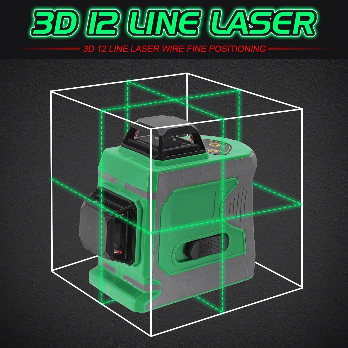 [SCHEMATICS_4US]  Laser Level 3D 12 Line Green Light Auto Self Leveling 360 Rotary Measure  Horizontal Vertical Cross Self Leveling 635nm Stability|Laser Levels| -  AliExpress | Laser Level 360 Wire Diagram |  | www.aliexpress.com