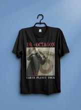 Dr Octagon Rap Pushead Hip-Hop Tour 1996 Automator Kool Keith Shirt Herdruk Nieuwe