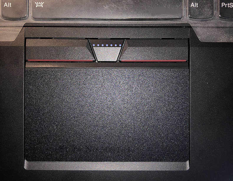 Nero opaco Touchpad Protector Sticker pellicola Per Lenovo Thinkpad E570 E575 X280 X270 X260 X250 E480 E580 T480 T470 Touch pad