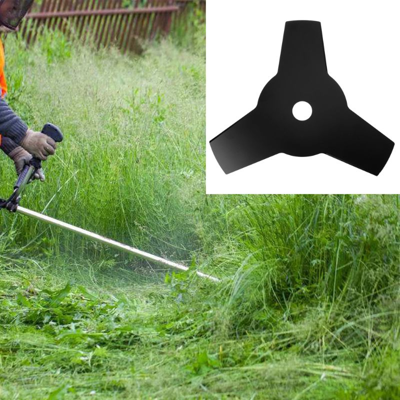 3T Manganese Steel Brush Cutter Blade Disc Mower Grass Trimmer Garden Accessories CORC