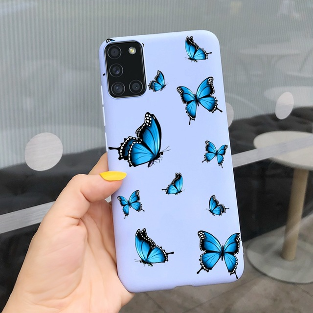 For Samsung Galaxy A21s A02s A31 A41 A51 A71 A91 Case Soft Slim New Stylish Cover Case For Samsung A 21s 02s 31 41 51 71 91 Bags 6