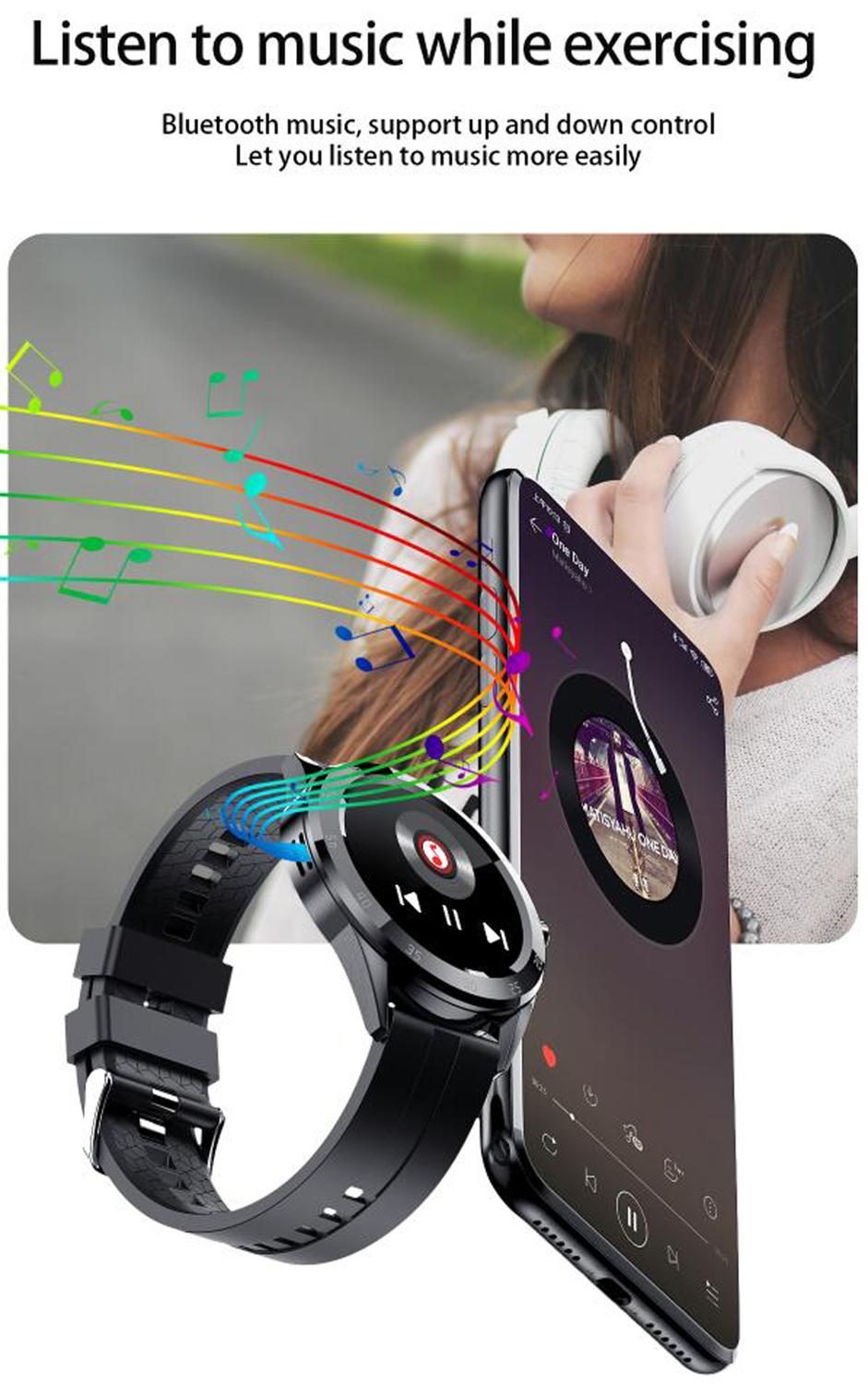 cheapest LEMFO LEM13 4G Android GPS Wifi Smart Watch Men Dual 8MP Cameras 1 6 inch Face ID 1280 mAh 3G 32G Smartwatch