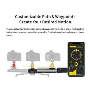 Image 4 - ในสต็อก Zeapon ไมโครมอเตอร์ 2 Rail Slider อลูมิเนียมแบบพกพาสำหรับกล้อง DSLR Mirrorless W/Easylock 2 ต่ำ profile MOUNT