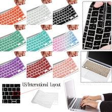 Наклейки на клавиатуру для apple macbook pro 16 дюймов a2141