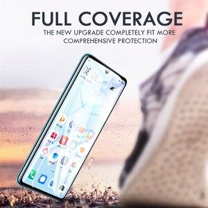 Image 5 - 25D Idrogel Pellicola Della Protezione Dello Schermo Per Huawei P30 Pro P20 Lite P10 Pro Lite Pellicola Protettiva Per Honor 8 9 10 lite Non di Vetro