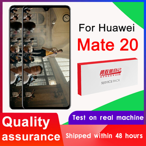 100% Tested 6.53'' Display Replacement for Huawei Mate 20 LCD Touch Screen Digitizer Assembly For Mate 20 Display Repair parts
