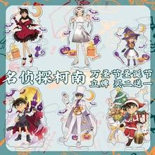 Model-Decor Figure Detective Conan Anita Halloween-Theme Anime Acrylic Xmas Suzuki Hail
