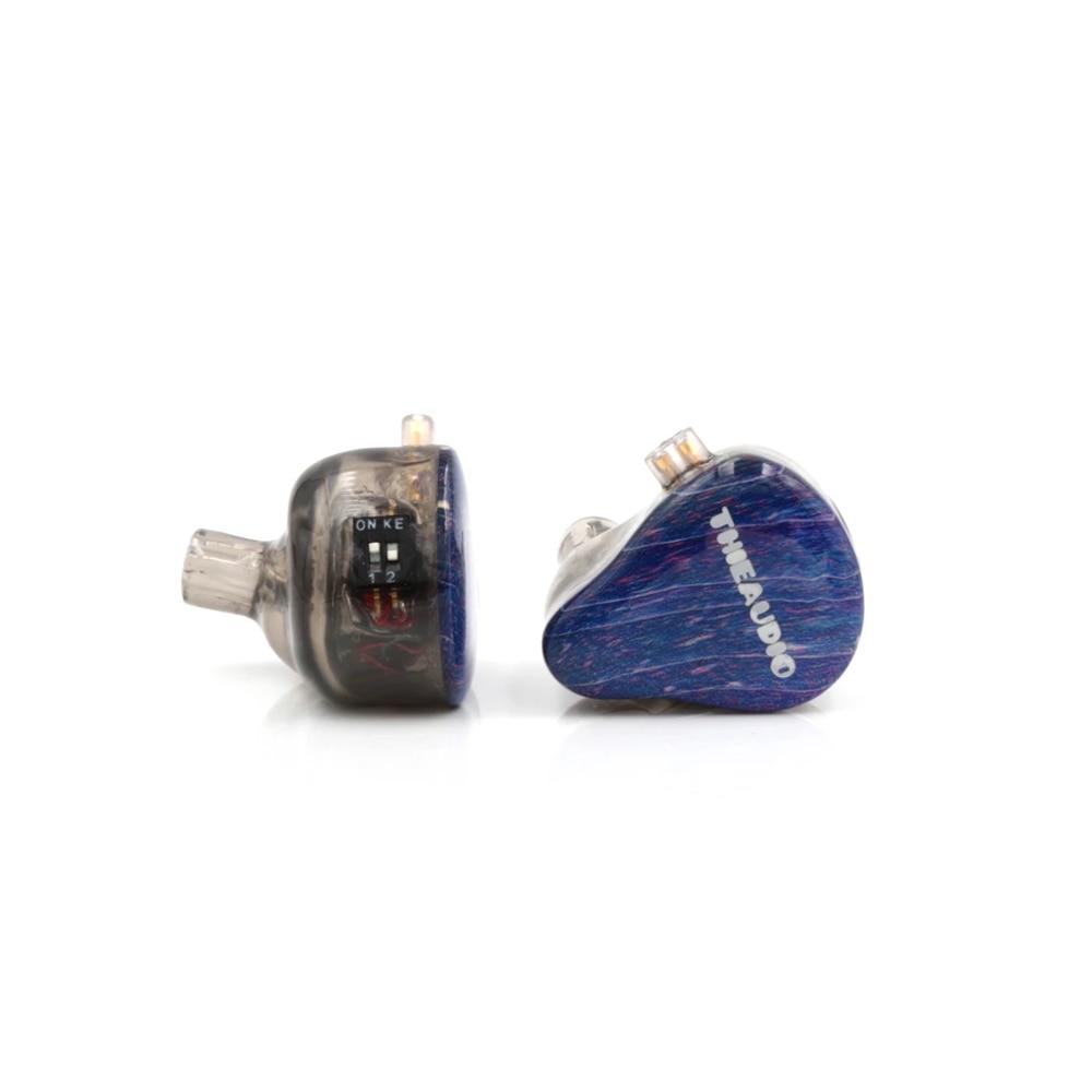 ThieAudio Voyager 3 potrójne zbalansowane armatury w słuchawkach dousznych z odłączany kabel dla audiofilskiego muzyka