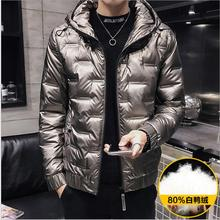2019 Winter New Jacket Mens Quality Thermal Thick Coat Snow Red Black Parka Male