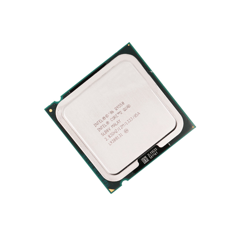 Intel Core 2 Quad Q9550 Processor 2.83GHz 12MB L2 Cache FSB 1333 Desktop LGA 775 CPU tested 100% working 5