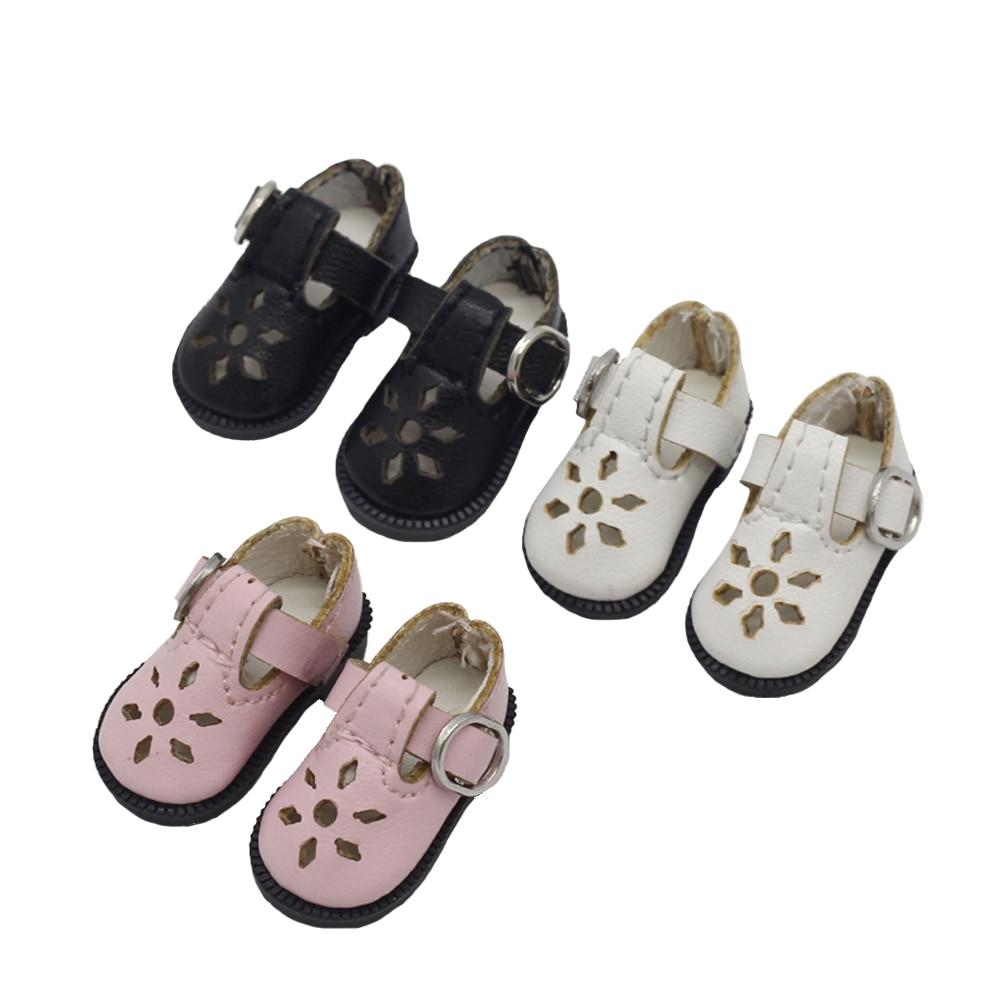 3,2 см кукольная обувь для Blythes кукла Azone Toy,1/8 BJD Мини прекрасная обувь из искусственной кожи Аксессуары