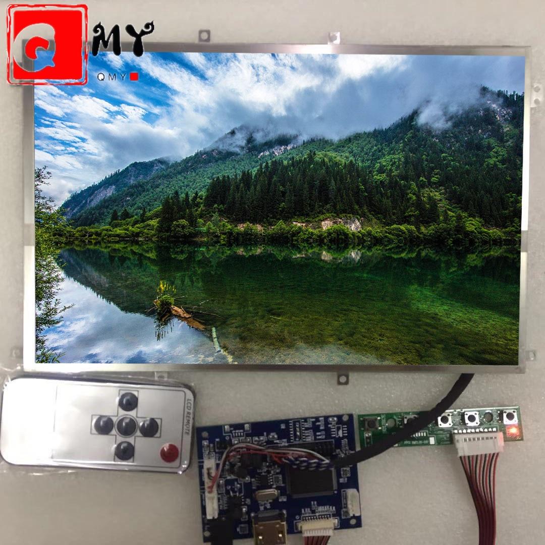 10,1 IPS pantalla 1280*800 HD LCD Monitor remoto conductor Junta de Control de 2AV HDMI VGA para Lattepanda Raspberry Pi USB tipo-C
