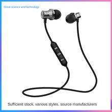 Auriculares magnéticos XT11 con Bluetooth, Auriculares deportivos internos inalámbricos para teléfono inteligente