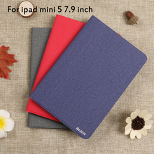 Flip Case For ipad mini 5 7.9 inch A2133 A2124 A2126 A2125 Cover PU Leather For ipad mini 5 Case Full Protective Pouch Bag