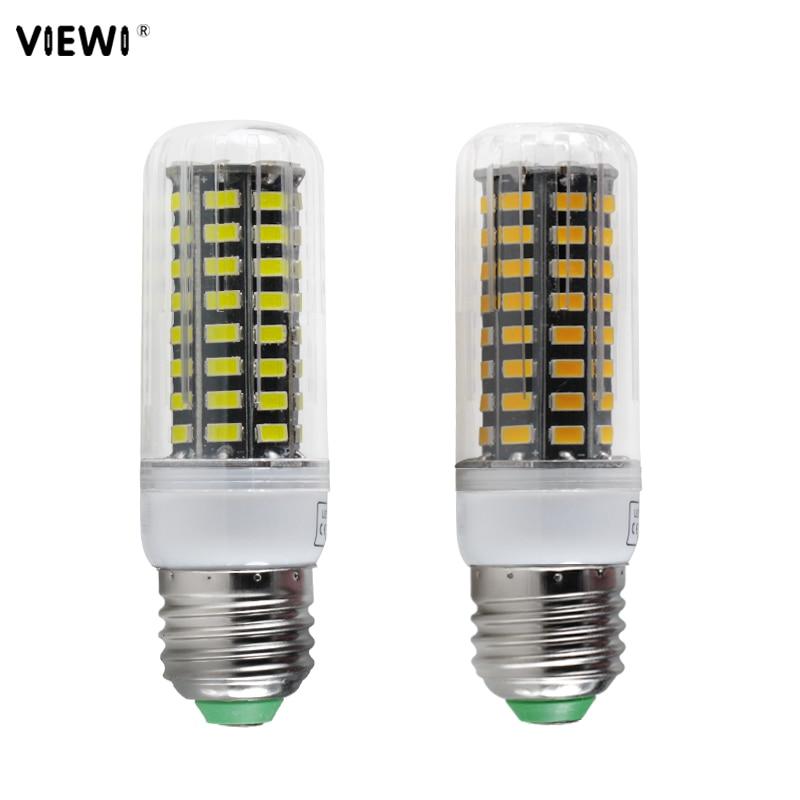 Dimmable E27 led corn bulb 110v 220v super 13W spotlight dimmer energy saving lamp 3 type of brightness by switch E 27 lights