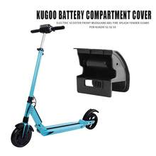 Abs Elektrische Scooter Batterij Box Holder Case Cover Voor Kugoo S1 S2 S3 Zwart(China)