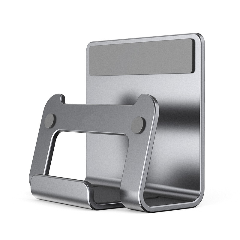 Tablet Wall Mount Stand, Cell Phone/Tablets Wall Mount Charging Dock Tablet PC Wall Holder Fit 4-13