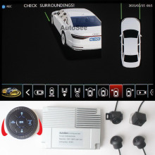 DVR Camera All-Around-View Video-Recording 3D Panorama Car AVM Ce 360-Degree Can-Fill-License-Number