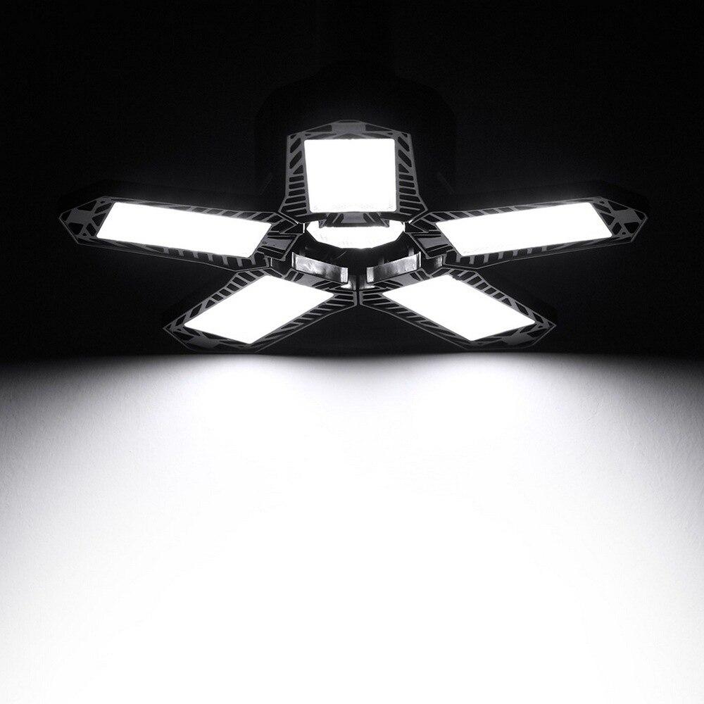 interior 80w e26 deformable folding fan blade 04