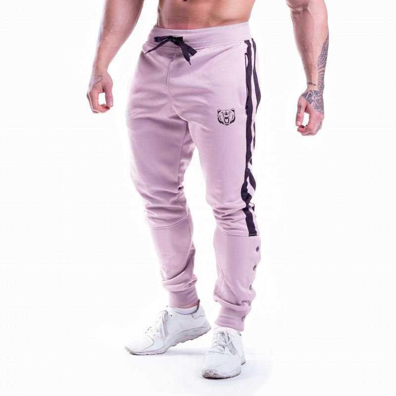 2019, мужские Длинные повседневные штаны, облегающие брюки, джоггеры, спортивные штаны, Мужские штаны для фитнеса, осень-весна, спортивные штаны