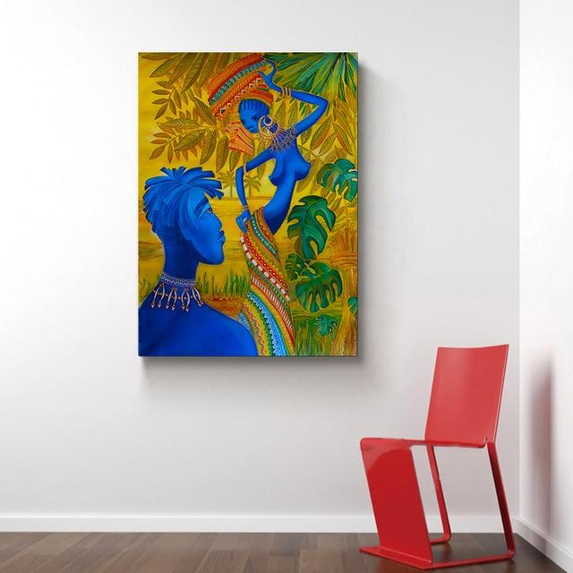 Beautiful Avatar Stylish Wall Art Paintings Printed on Canvas 4