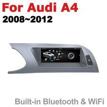 Android система автомобиля dvd Радио для audi a4 8k 2008 ~ 2012