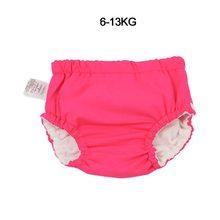 Panties Diaper-Cover Nappy Swimwear Training Cloth Washable Newborn Waterproof Trunks