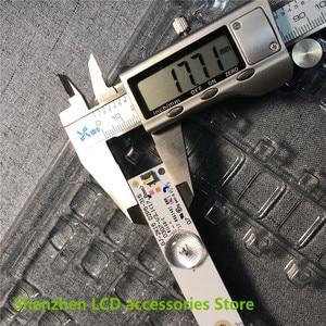 Image 3 - New  40PCS/lot 7LED(3V) 618mm*18mm LED backlight TV strip Bar GJ 2K15 D2P5 315 D307 V1 for 32 Inch TV 32HHA5857 LM315WF1