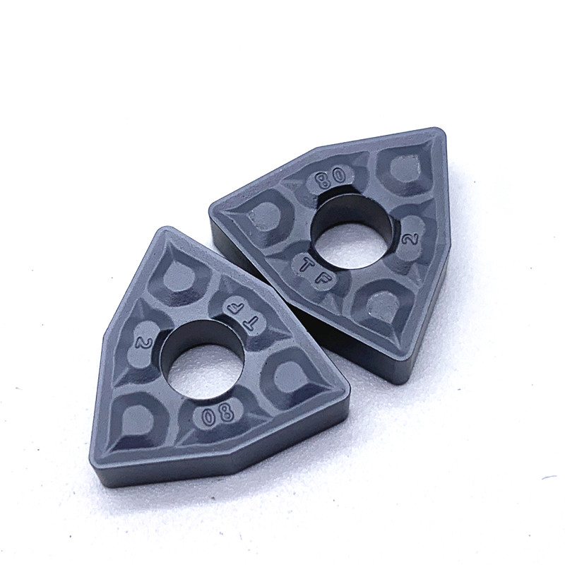 Купить с кэшбэком WNMG080408 TF IC907 IC908 External Turning Tools Carbide insert WNMG 080408 Lathe cutter Tool Tokarnyy turning insert