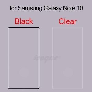Image 2 - 3D закаленное стекло для samsung Galaxy Note 10 Plus 9 Note10 S10 Защитная пленка для экрана для samsung Note 10 Pro 9 8 S10 Plus S8 S9